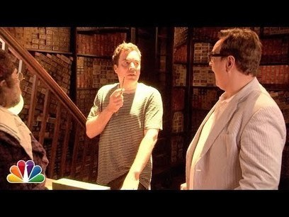 #ViralVideo#JimmyFallon#HigginsGo Wand Shopping in #Diagon Alley | staged | Scoop.it