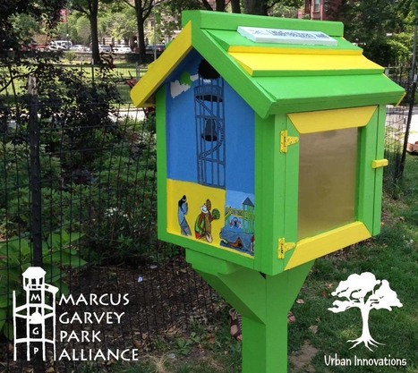Little Free Libraries Launch Party In Harlem | innovative libraries | Scoop.it