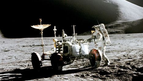 The race to land a privately funded robot on the moon is officially set for 2017 | The Robot Times | Scoop.it