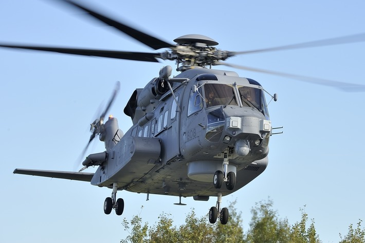 Royal Canadian Air Force initially accepts six Sikorsky CH-148 Cyclone helicopters | D-FENS | Scoop.it