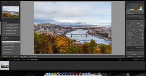 Video: How to Use Lightroom to Make Colors 'Pop' In Your Autumn Photographs - PetaPixel | Lightroom | Scoop.it