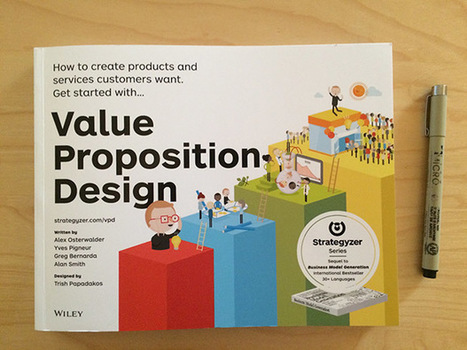 Value Proposition Design | bibliothèque start-up | Scoop.it