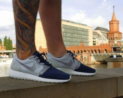 Jouir Nike Roshe Run HYP QS Homme AliceBleu Navy vente meilleure vente | Nike Roshe Run Femme Chaussures Rose Pour France | Scoop.it