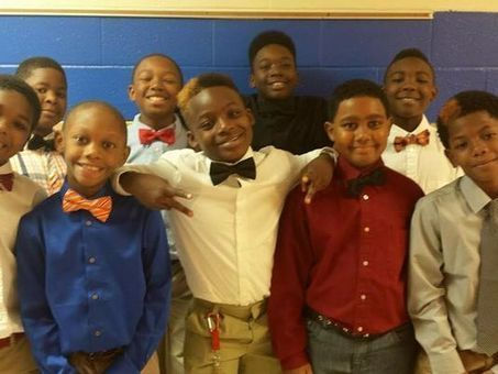 Bow Ties Changing lives of kids   Kickin' Kickers   Scoop.it