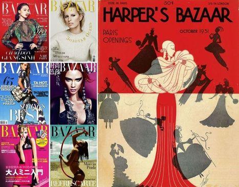 «Harper's» enFrance, toujours le même «Bazaar» | DocPresseESJ | Scoop.it