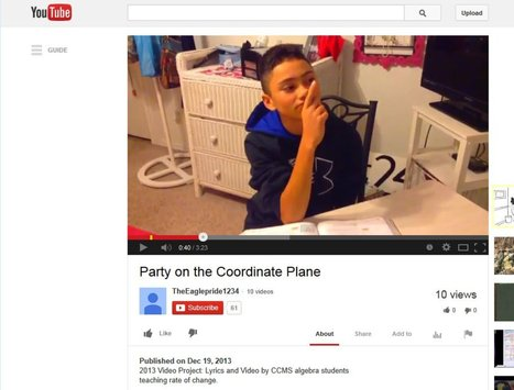 Cedar Creek Middle School makes math fun | Technology in the Classroom; 1:1 Laptops & iPads & MORE | Scoop.it