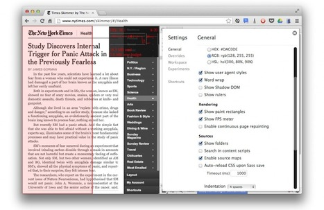 Tips And Tricks - Chrome DevTools — Google Developers | .Net Web Development | Scoop.it