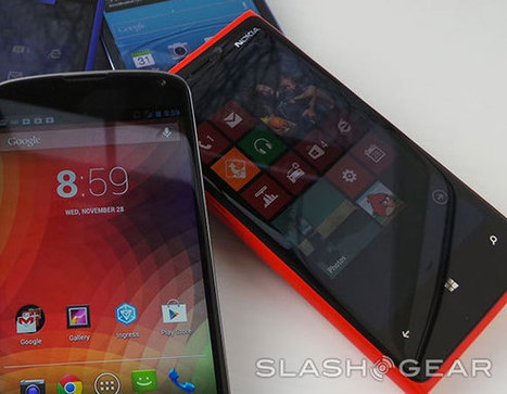 Nokia: We want a Linux expert for HERE Maps not an Android phone - SlashGear | Digital-News on Scoop.it today | Scoop.it