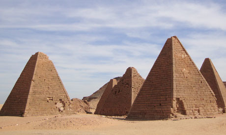 Sudan's Nubian pyramids: Gebel Barkal and Napata - Ancient Egypt - Heritage - Ahram Online | Ancient Egypt and Nubia | Scoop.it