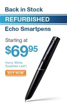Livescribe :: Never Miss A Word | Cool New Gadgets - TCEA 2013 | Scoop.it