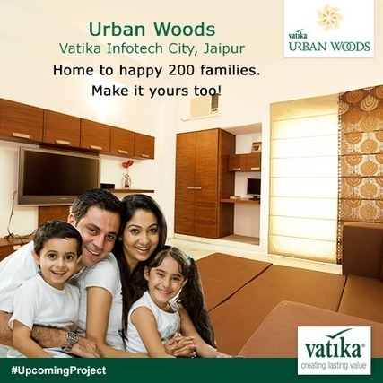 Investing in Jaipur's Real Estate Sector Is a Profitable Decision | Luxury living options in Vatika Group | Scoop.it