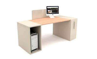 Bureau de travail en 3D | 3D Library | Scoop.it