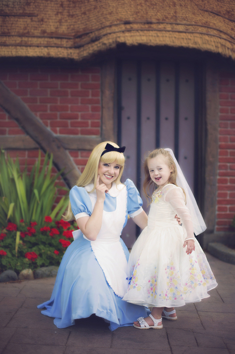 Mom's Disney Photos Prove 'The Only Disability In Life Is Having A Bad Attitude' - Huffington Post | Inclusive Education | Scoop.it