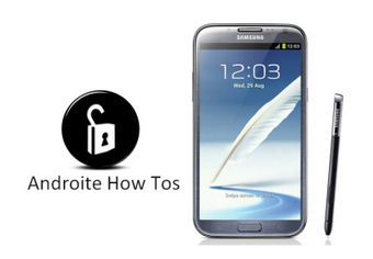 Unlock Galaxy Note II | AndroidTuition | Scoop.it