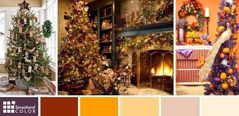 Christmas Tree Trends | Wayfair.com 'My Way Home' Blog | Color For Your Home | Scoop.it
