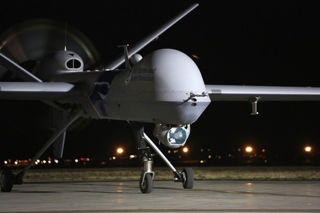 Law enforcement increasingly using surveillance drones | Policing Around the Globe | Scoop.it