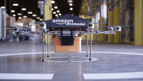 Amazon is conducting new drone-delivery tests in the UK and wants US to know about it | Public Relations & Social Media Insight | Scoop.it