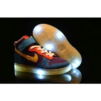 Pacman Dunks For Kids Glow In The Dark Nikes Colorful   Comic Nike Dunks   Scoop.it