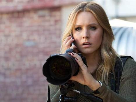 From pizza to gorillas: 'Veronica Mars' stars share favorite surprises from movie | MOVIES VIDEOS & PICS | Scoop.it