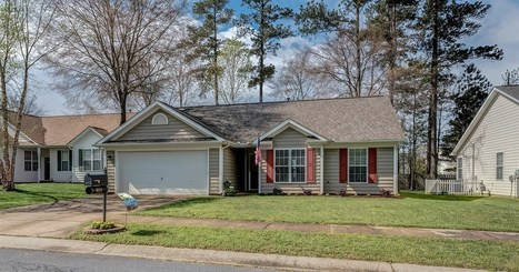 Fabulous 3 Bed/2 Bath, 2 Car Garage, Ranch Home in Indian Trail! - 6111 Trevor Simpson Drive, Indian Trail, NC 28079 | Charlotte NC Real Estate | Scoop.it
