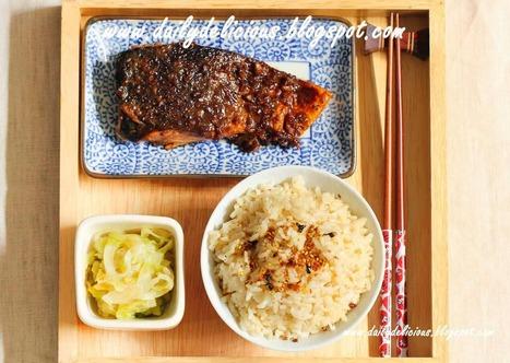 dailydelicious: Easy cooking: Salmon Teriyaki | Recipedose | Scoop.it
