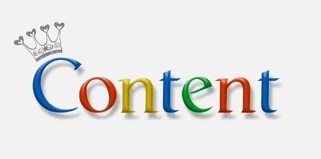 L'importance du contenu dans sa stratégie SEO | Marketing News | Scoop.it