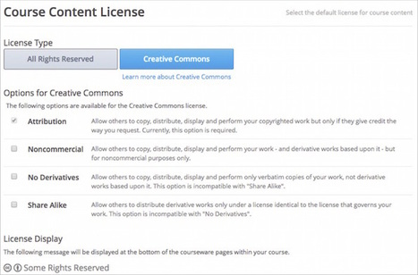 edX makes it easy for authors to share under Creative Commons - Creative Commons | FutureTech for Learning | Scoop.it