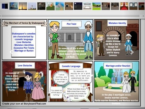 6 good Educational Web Tools to Teach Writing through Comics | Education Technology - theory & practice | Scoop.it
