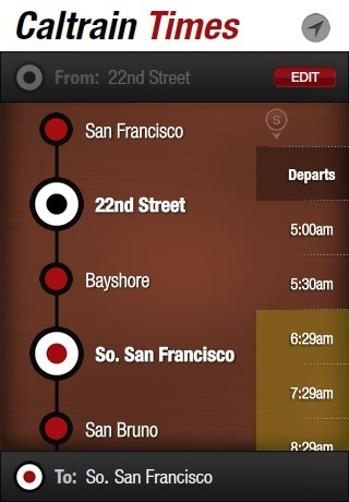 @renaun posts: Introducing the Caltrain Times Application | Everything about Flash | Scoop.it