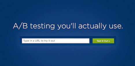 Website Testing Company Optimizely Raises $57M Round Led By ...   AB testing tools   Scoop.it