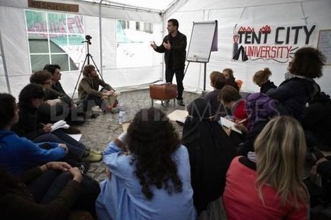 Trade unions and global restructuring: The Occupy Movement – a lasting legacy? Reflections by a participant. | Building block | Scoop.it