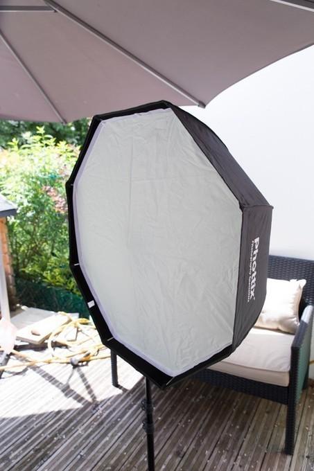 Test du Kit Octabox Phottix Easy-Up mkII 80cm | Marc Charbonnier | Liens photo pour le cerveau | Scoop.it