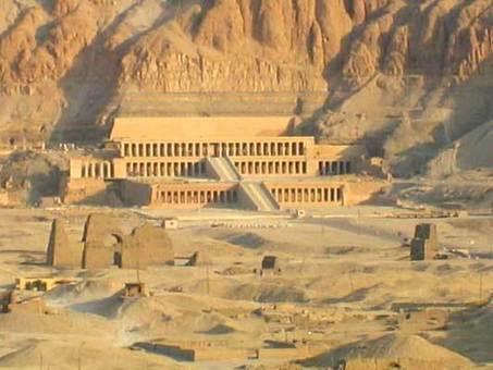 » El gran templo de Hatshepsut | | Heroes egipcios | Scoop.it