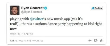 La aplicación musical de Twitter es real y la veremos en los próximos días | Política exterior y armas de fuego | Scoop.it