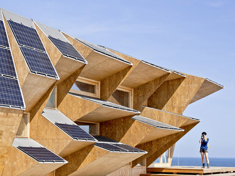 Post world's END architecture: Spain - DesignCurial | The Architecture of the City | Scoop.it