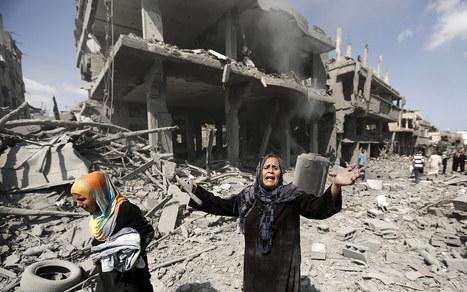 Debunking Israel's 'self-defense' argument | Daily Crew | Scoop.it
