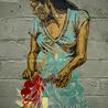 girls who art & graffiti