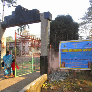 Mass cleaning programme in Govt. UP School. Unit-II, Bhubaneswar was completed… | Facilitater, Sustainable Development | Scoop.it