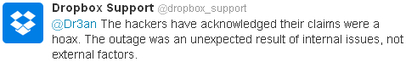 Sécurité IT : sueurs froides pour Dropbox sur fond de piratage | La sécurité informatique | Scoop.it