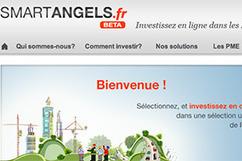 SmartAngels lance une plateforme d'investissement en ligne, Actualités - Les Echos Entrepreneur | Objectif Droit Conseil et Formation | Scoop.it