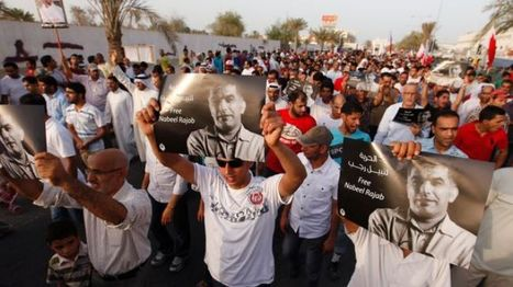 #Bahrain: thousands rally to demand release of jailed activists | #VivaBahrain! | Scoop.it