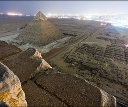 Russian photographers secretly scale Pyramids to capture gorgeous images   Photography Today   Scoop.it