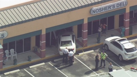 Car slams into South Florida deli, several injured (VIDEO) | The Billy Pulpit | Scoop.it