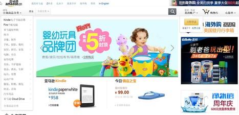 La Chine autorise sur son sol des sociétés e-commerce 100% étrangères | e-commerce  - vers le shopping web 3.0 | Scoop.it