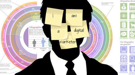 You know you're a digital marketer when... - iMediaConnection.com | Digital slices | Scoop.it