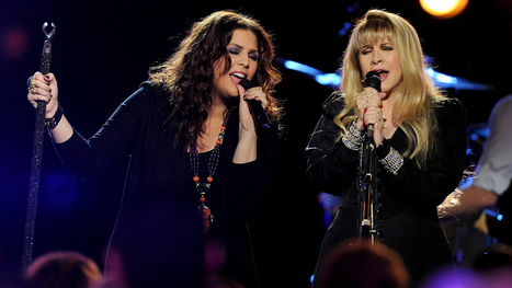 Stevie Nicks, Lady Antebellum Come Together for CMT's 'Crossroads' | Country Music Today | Scoop.it