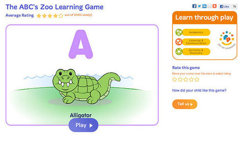 25 Online Games for English Language Learners | Games and education | Scoop.it