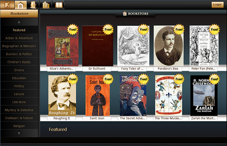 KooBits 4.0 - Ebook Reader Software to Shelve All Your Ebooks | Edtech for Schools | Scoop.it