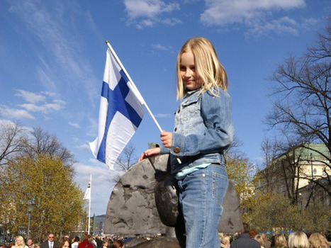 26 Amazing Facts About Finland's Unorthodox Education System | All Things Dyslexia and Reading | Scoop.it