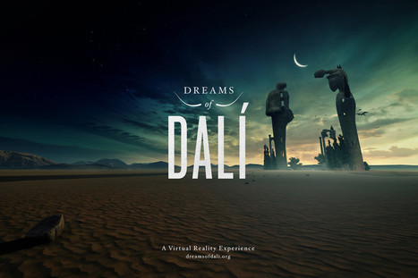 DISNEY and Surrealism Come Together in a Salvador Dali Virtual Reality Exhibit | Nerdist | metaverse musings | Scoop.it